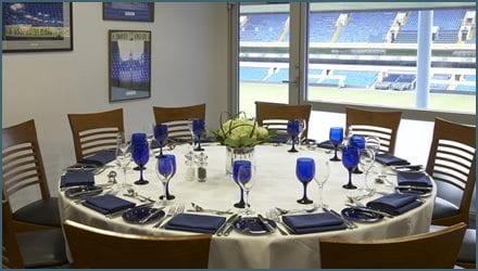 Stadium Catering staff